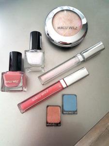 Malu Wilz makeup