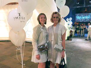 IMAGE LAUNCH PARTY 2018 Marion de Jong en collega van Beauty Day