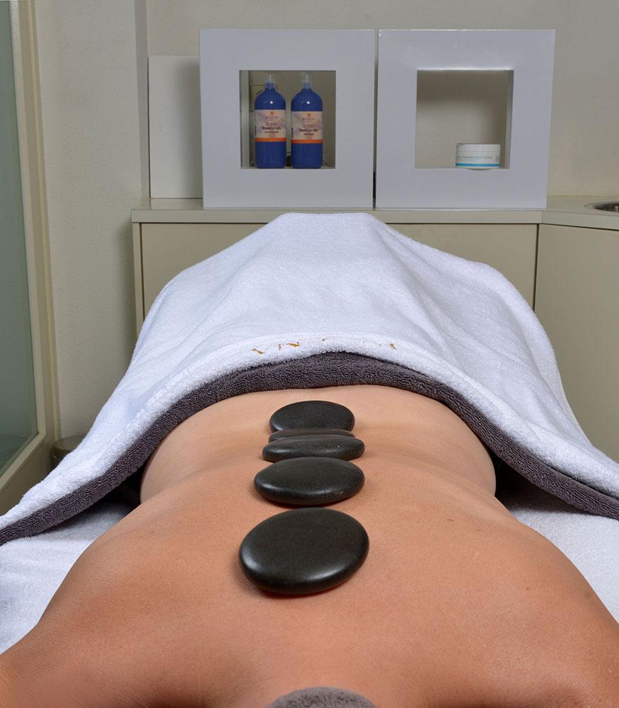diverse massages bij schoonheidsinstituut Beauty Day Xperience