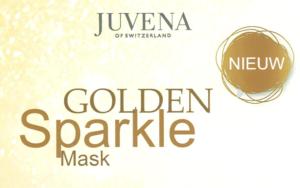 Nieuw masker van Juvena met bladgoud deeltjes, Anti aging