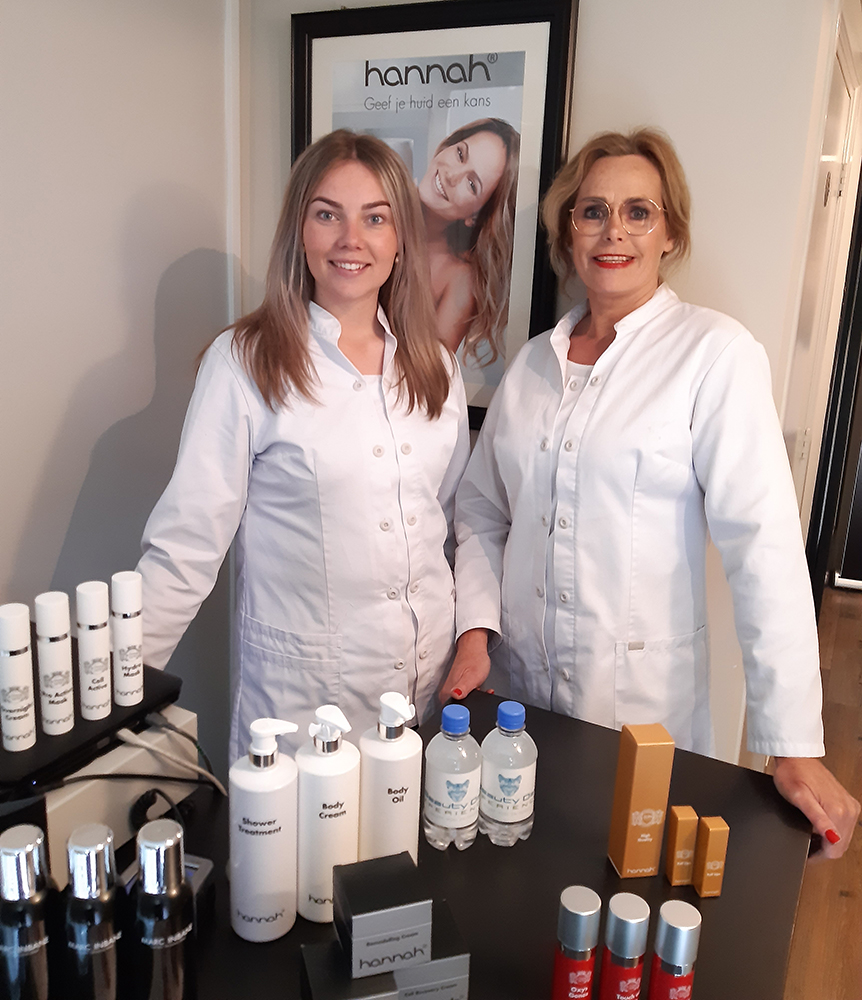 Beauty Day Xperience: Marion de Jong en Denise
